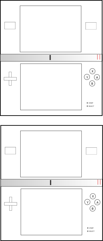 Nintendo DS sketch